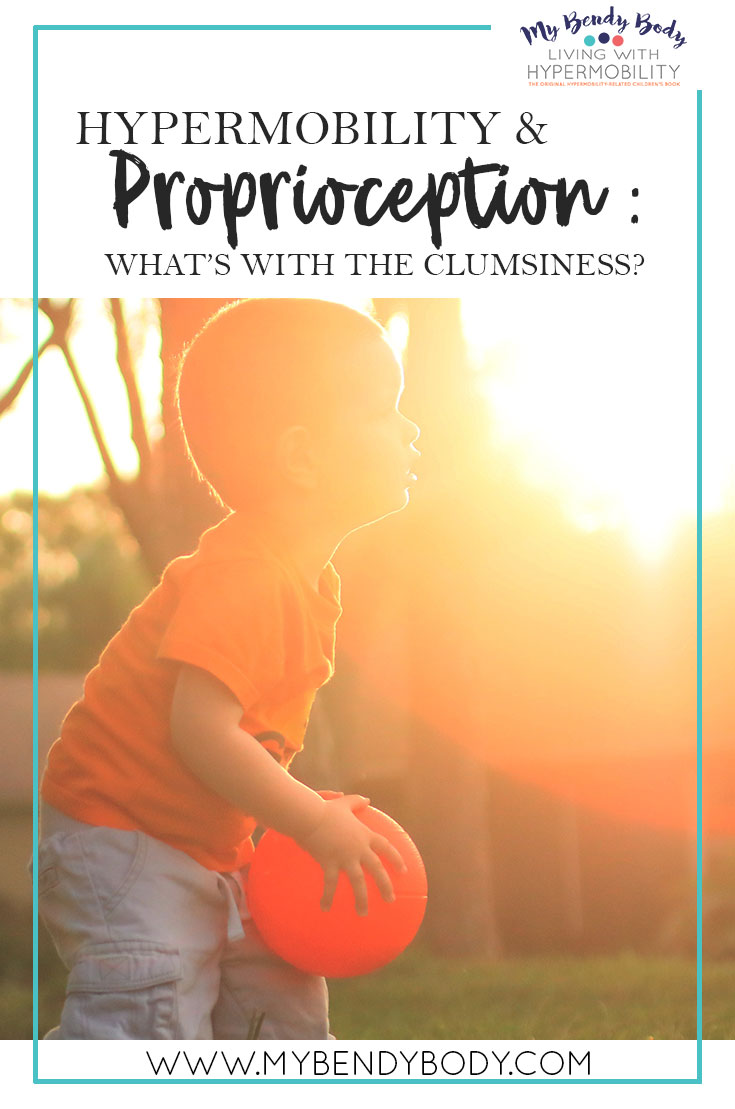 Hypermobility and Proprioception: What's with the clumsiness?