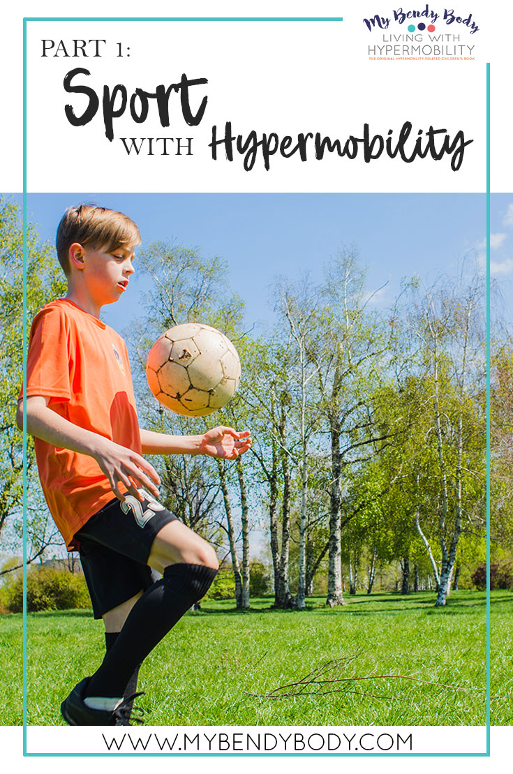 Part 1: Sport with Hypermobility